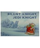 Disney Star Wars Santa Yoda 2014 Christmas Greeting Card & Pin - Theme P... - $24.74