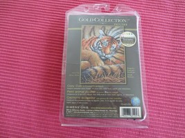 "Dimensions Gold Collection Petites Cozy Cub Cross Stitch Kit - 5"" X 7"" - $7.43"
