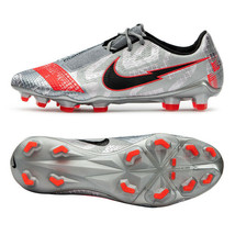 Nike Phantom Venom Elite FG Football Soccer Cleats Silver AO7540-906 Fre... - $269.99