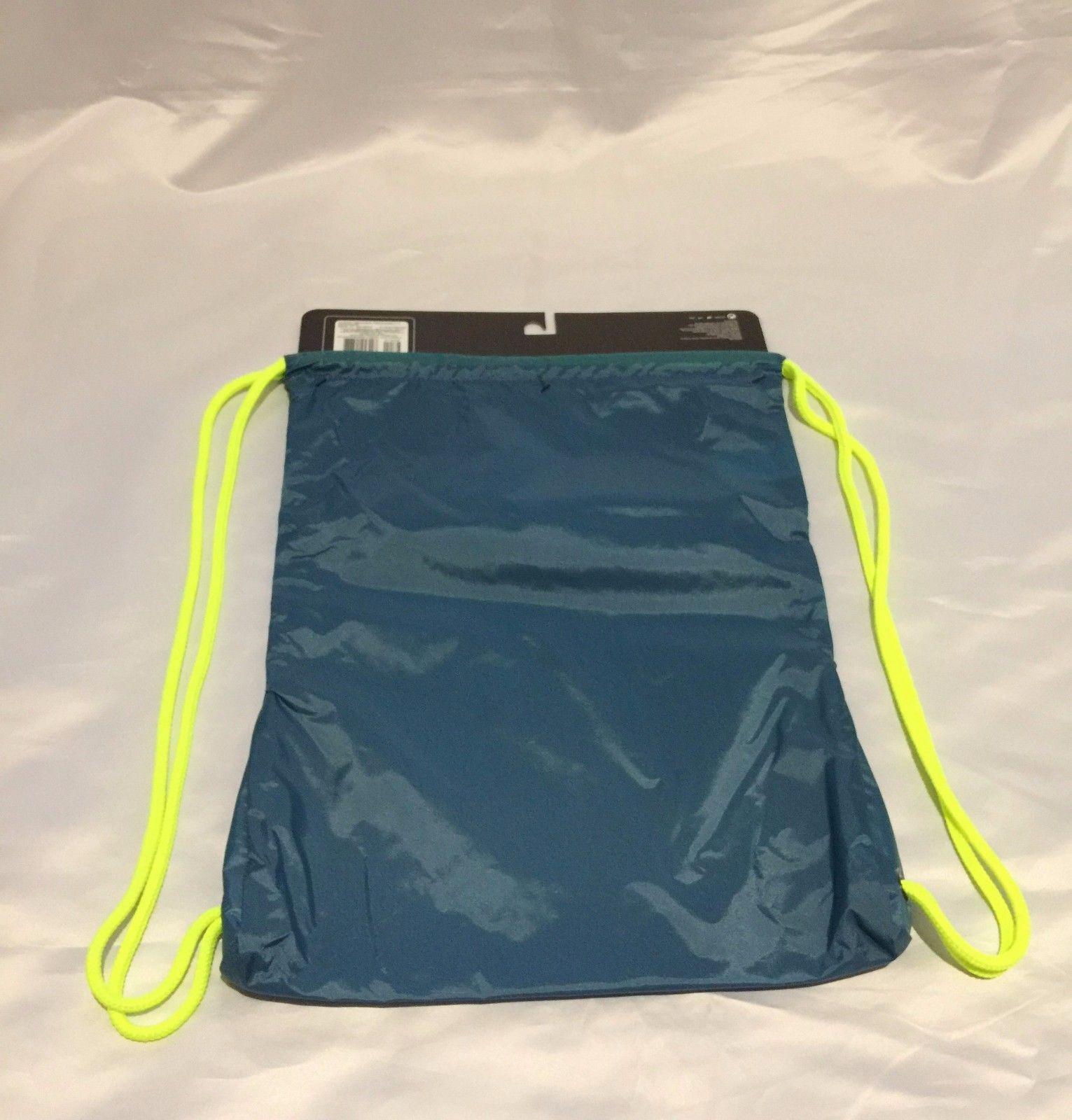 Nike Logo Draw String Bag Gym Bag Gym-sack and 50 similar items 039b60f6f2bed