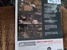 Nintendo Wii  Medal Of Honor: Heroes 2 image 2