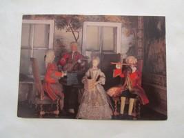 Schlobmuseum Arnstadt Dolls view 3 German Germany Continental Sized Post... - $1.99