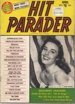 1954 Hit Parader Magazine Elaine Stewart Dean Martin Daddy Of Them All  ... - $12.95