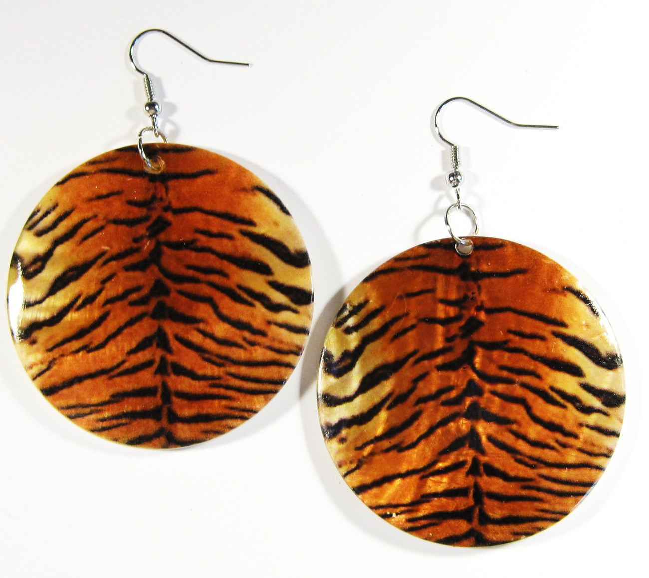 Ea144 animal print shell