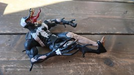 "2001 Marvel Legends Venom Spiderman 7"" Action Figure - $19.79"