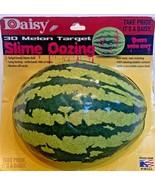 NEW Daisy 3D Melon Watermelon Slime Oozing Shooting Target BB Pellet Target - $27.67