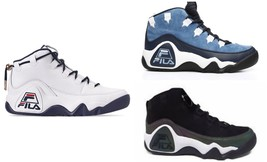 Mens-Fila-Grant-Hill-GH-95-Mid-Retro-Classic-Basketball-Shoes-Athletic-S... - $78.32