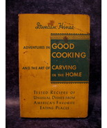 Duncan Hines Cookbook 1952 Adventures In Good Cooking Recipes Vintage Co... - $14.95
