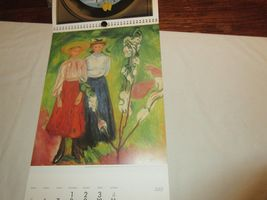 Rx , Pharmacy , Calendar , Hoechst-Roussel Pharmaceuticals Inc.,1987 , Vintage image 12