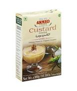 Ahmed Custard Powder Vanilla Flavor 300g/10.58oz Halal 100% VEG USA SELLER - $8.95