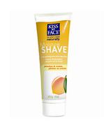 Kiss My Face Peaches & Creme Moisture Shave - $3.00