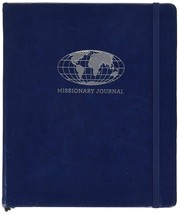 Missionary Journal - Cobalt - 7x8.25 - $15.65