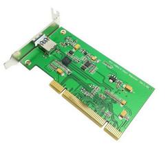 One Port Super speed USB 3.0 PCI 16x 32x Interface Card for PC Low Profi... - ₹2,479.67 INR