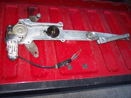 93-94-95-96 jeep grand cherokee left front regulator & motor - $19.53