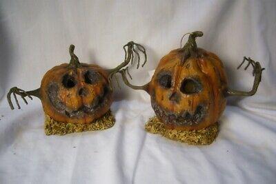 Bethany Lowe Into the Woods Spooky Pumpkins