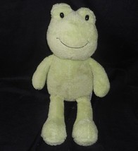 "16 "" Animale Avventura Bambino Rana Verde Froggie Peluche Peluche Morbido Lovey - $30.73"