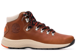 Timberland Men's Flyroam Trail Waterproof Leather Mid Hiking Boots Hiker Shoes - $99.99