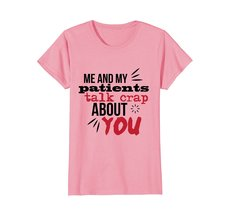 Funny Shirts - Me & My Patients Funny Therapist Shirt Psychology Gift Wowen image 3