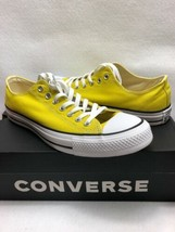 NWT Converse Sneakers CTAS Ox Bitter Lemon Low Tops Sz 11M/13W MSRP $55.00 - $47.52
