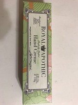 Japonesque Hand Creme by Royal Apothic (4oz Cream) NEW IN BOX DISCONTINUED - $17.81