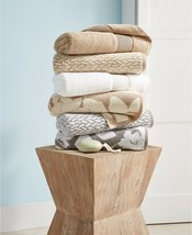 Ralph Lauren Antimicrobial Sanders Bath Towel White - $19.75