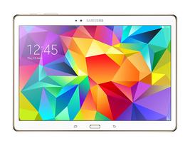 Samsung Galaxy Tab S SM-T800 16GB, Wi-Fi, 10.5in - White. Verizon or WiF... - $348.99