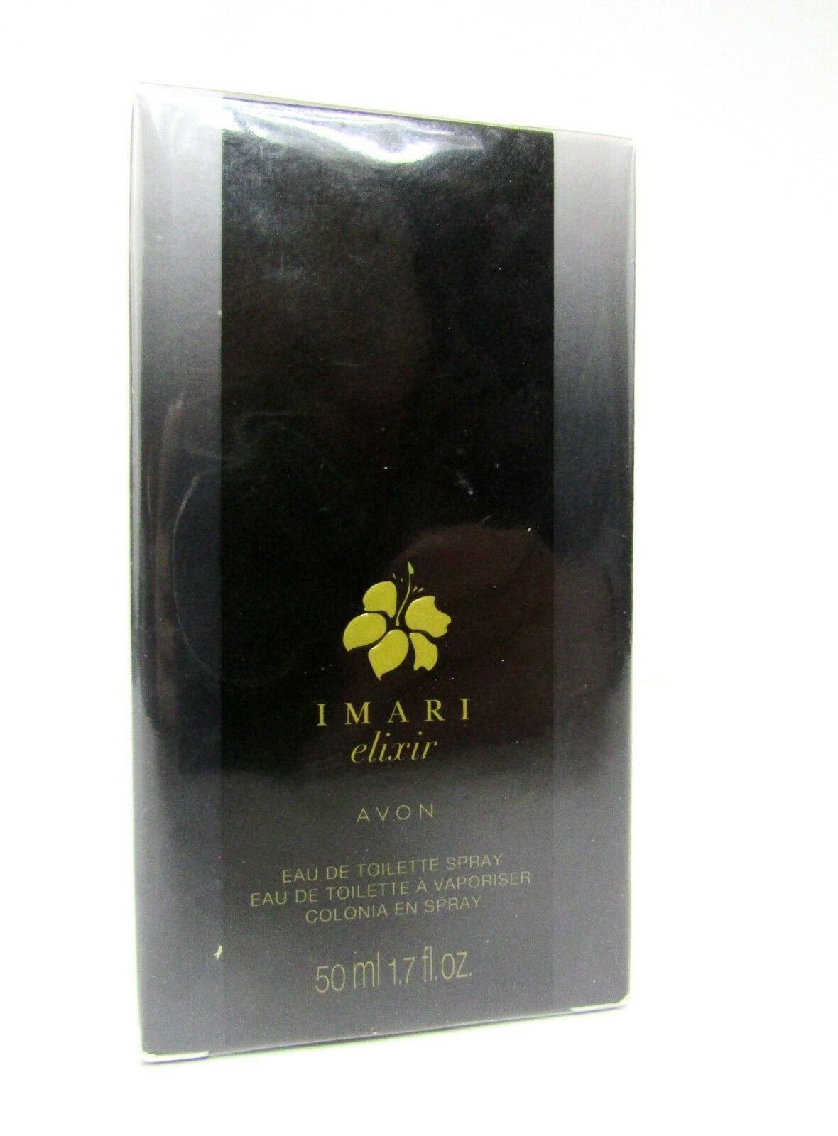 Primary image for New Sealed Box Avon Imari Elixir Cologne 1.7 fl. oz Spray