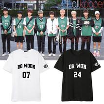 Kpop SF9 Tshirt Lee Jae Yoon YOUNG BIN Concert Tee TAE YANG ROWOON T-shirt - $12.98