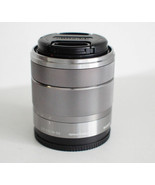 Sony E 18-55mm f/3.5-5.6 OSS SEL1855 Lens for Nex & Alpha Cameras used - $69.00