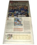 10.10.2011 St Louis POST-DISPATCH Newspaper SPORTS SECTION Cardinals NLC... - $14.99