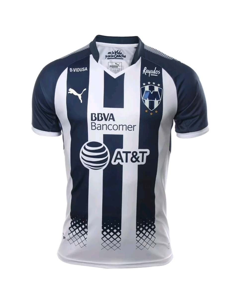 Primary image for NWT CLUB MONTERREY FAN JERSEY SEASON 17-18 SIZE SMALL TO 2