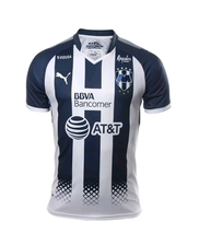 NWT CLUB MONTERREY FAN JERSEY SEASON 17-18 SIZE SMALL TO 2 - $44.99