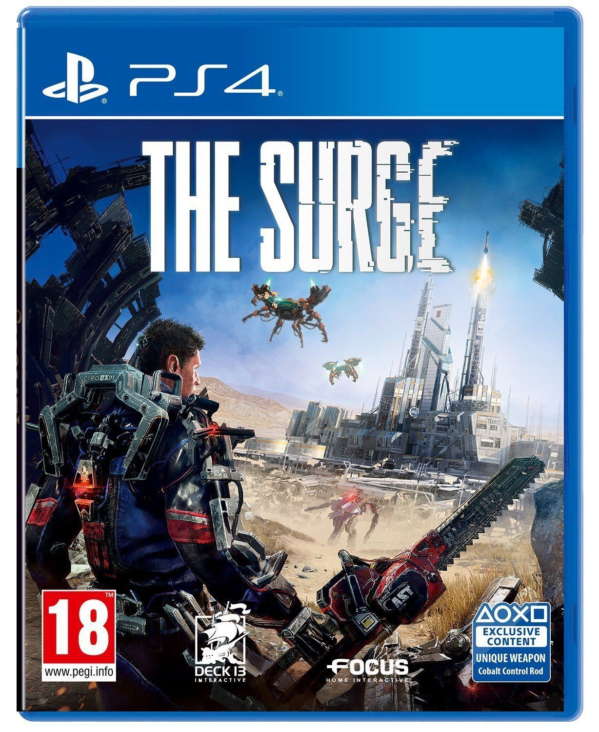 The Surge Playstation 4 NEW Sealed - $27.07