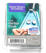 Better Homes and Gardens Scented Wax Cubes, Blue Harbor Cove, 2.5 Oz - $3.79