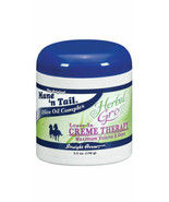 Mane n' Tail Olive Oil Complex Herbal Gro Leave-In Creme Therapy 5.5oz - $8.86