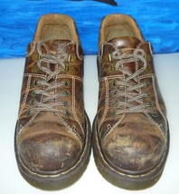 AW004 Martens 8 9 Oxfords Dr Brown Doc EU US UK 10940 Mens Distressed 42 M q5RUtR