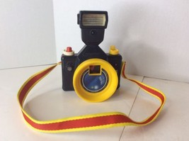 Fisher Price Toy Play Camera Special Effects Color Filters Strap 1988 Vi... - $60.76