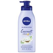 NIVEA Coconut & Monoi Oil Infused Body Lotion Pump Bottle - 19.7 fl. Oz. - $20.60