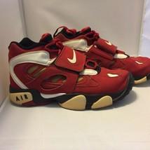 Nike Air Diamond Turf II 487658-610 Size 8-1/2 Deion Sanders 49ers trainer - $66.33