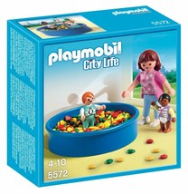 Playmobil 5572 City Life Ball Pit Play Set Best Gift Kids Toy NEW FREE S... - $24.74