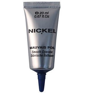 Nickel ingowing hair gel