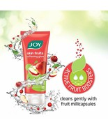 1 x Joy Skin Fruits Apple Gentle Care Face Wash 100ml Pack of  FREE SHIP - $8.90