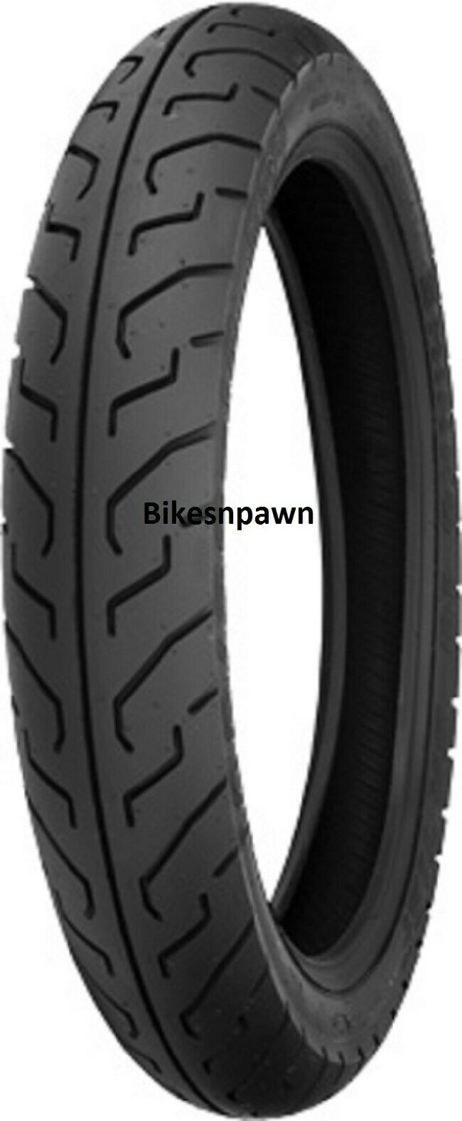 New Shinko 712 3.00-18 Front Tire 55 H Tubeless 87-4157