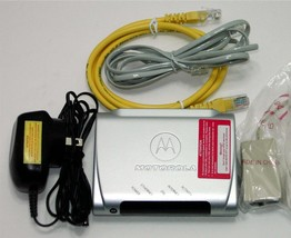 Motorola At&T Dsl Modem 2210 02 10 Na    - $15.00