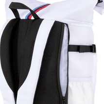 BMW M Motorsport Puma Roll Top Bag Utility Lifestyle Backpack 076897-01 image 8