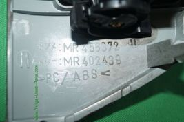 Mitsubishi Montero Limited AC Dash Vents Climate Control Radio Trim Set 03-06 image 4