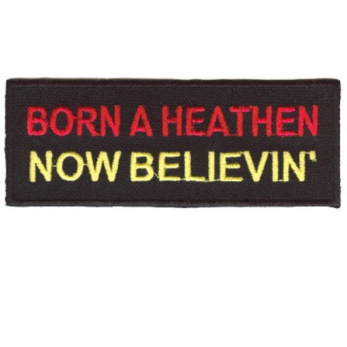 Heathenbelievinpatch
