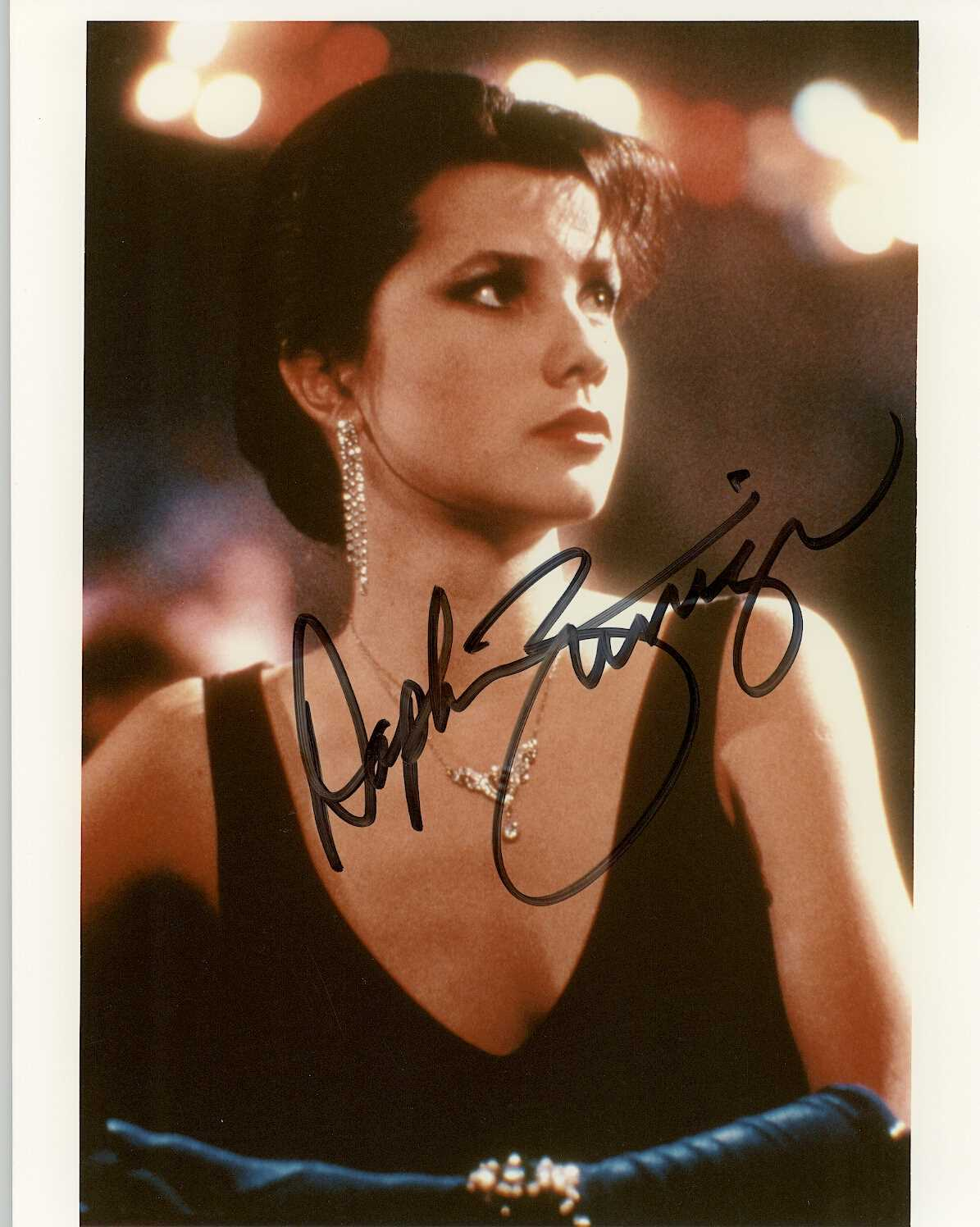 Primary image for Daphne Zuniga Signed Autographed Glossy 8x10 Photo