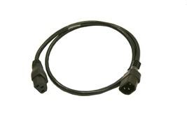 Interpower 86557300 North American Jumper Cord Set IEC 60320 Sheet E Plu... - $28.72