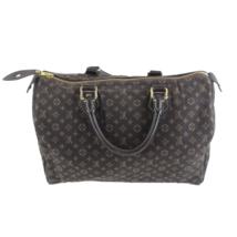 Louis Vuitton Limited Edition Mini Lin Speedy Denim Bag - $499.00